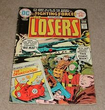 1975 DC The LOSERS No.153 Mar.
