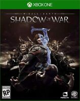 Middle-earth: Shadow of War Xbox One Game