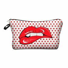 Printing Makeup Bags With Multicolor Pattern Cute Organizer Bag Pouchs Travel