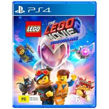 The LEGO Movie 2 Video Game Playstation PS4 Game