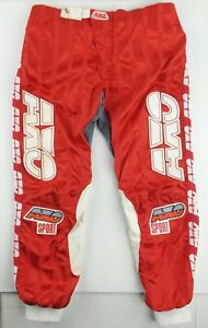 Vintage AXO Sport 125's Motocross BMX Dirt Bike Pants Size Men's 38