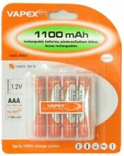1100mAh Rechargable AAA Batteries