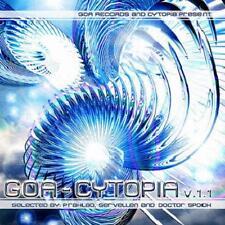 GOA CYTOPIA = Leenuz/Bratex/Gaiana/Reactive/Bandarlog...= PSY TRANCE PROGRESSIVE