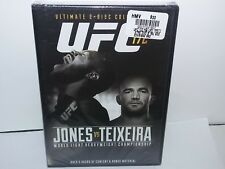 UFC 172: Jones vs. Teixeira (DVD, Region 1, Widescreen, 2-Disc Set) NEW - No Tax