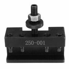 PRO 250-001 Quick Change Turning Boring And Facing CNC Lathe Tool Post Holder