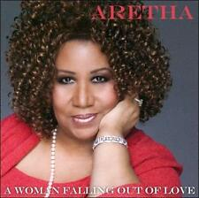 Franklin, Aretha A Woman Falling Out of Love CD