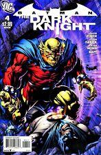 Batman The Dark Knight #4 Demon Signed By Artist David Finch