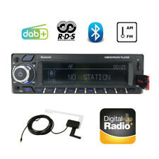 DAB + Car Radio Autoradio 1 Din Stereo Audio MP3 Player RDS FM AM App Functions