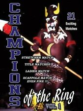 Champions Of The Ring 1 [New DVD]