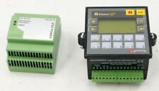 Unitronics Vision120 HMI Interface With A/C Adapter