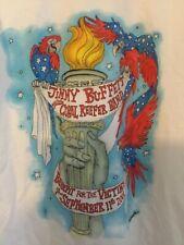 Jimmy Buffett Benefit For The Victims Of September 11, 2001 Medium T-shirt
