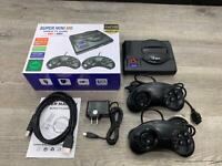New For Super Mini Md Video Game Console For Sega Mega Drive Md 16 Bit 86 Games