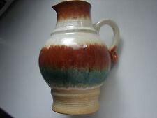 große, alte Saftkanne, Strehla Keramik