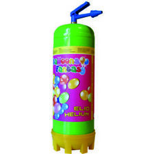 Helium Flasche 2,2l Einweg Ballongas Geburtstag Hochzeit Party Geburt mit Ventil