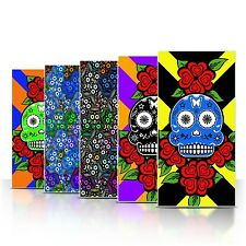 STUFF4 Back Case/Cover/Skin for Sony Xperia X Compact/Candy Skull Calavera