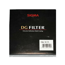 Sigma 105MM Multi Coated/DG-EX Circular-Polarising MC Glass Filter AFK96, London