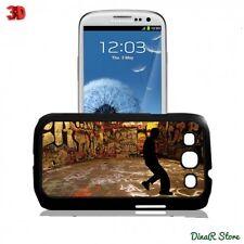 3D HandyHülle für Samsung Galaxy S3 Tasche Case Hülle Schale (H028)