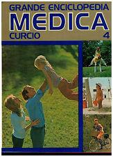 GRANDE ENCICLOPEDIA MEDICA CURCIO  vol. 4 - Ottimo