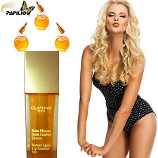 Clarins Instant Light Lip Comfort Oil 0.24 fl. oz. Honey