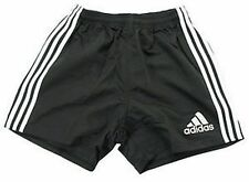 Maillots de rugby noirs adidas