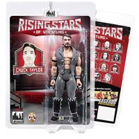 Rising Stars of Wrestling Action Figure Series: Chuck Taylor