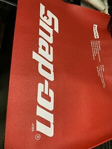Snap On Universal Fender / Wing Soft Touch Cover - Brand New - Red