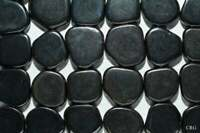 1LB Magnetic Hematite Tumbled Gemstones Wholesale Bulk TRHEM016/7L17