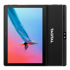 "Tagital 10 inch Android Tablet, Android 8.1 10.1"" 3G/WiFi Tablet w Dual Sim Slot"