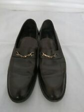 DOLCE AND GABBANA brown loafer size 11