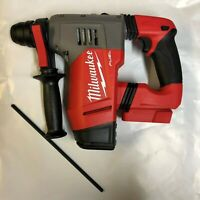 Milwaukee 2715-20 18 volt Fuel 1 1/8 SDS plus Rotory Hammer Drill New