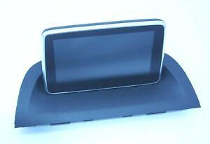 Mazda 3 BM Model BHP1 Navigation Head Unit Display Screen OEM Genuine MY13-MY16