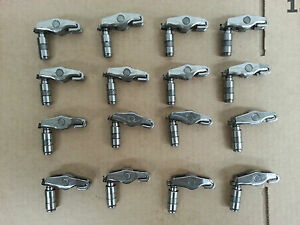 RENAULT TRAFIC 2.0 MASTER 2.3 M9R M9T 16 Engine Rocker Arm and 16 Tappet Lifter