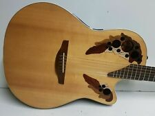 OVATION ELITE ELECTRO ACOUSTIC - made in USA