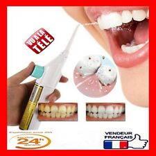 Nettoyeur dentaire hydropulseur  power floss