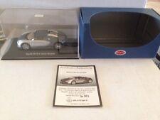 1:64 Bugatti EB 16.4 Veyron - GENF 2003 (Grey/Silver) Auto Art 20902