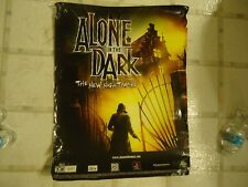 Alone in the Dark A New Nightmare Game Boy Color PC PS1 Store Display Poster