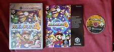 MARIO PARTY 4 - Nintendo GAMECUBE - PAL - Complet -