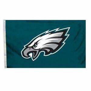 PHILADELPHIA EAGLES NFL FREMONT DIE 3 X 5 FOOT DELUXE FLAG