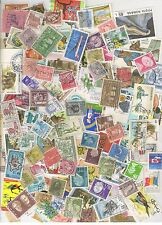 Worldwide Kiloware-Bunch of 2000 Stamps Off Paper, mostly different