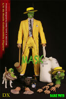 DARK TOYS DTM001 1/6 Collectible Figure MASK Deluxe Edition Figure Full Set