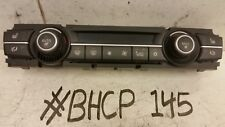 BMW X5 E70 X6 E71 E72 HYBRID AC CLIMATE HEATER SEAT HEATING CONTROL PANEL SWITCH