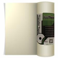 305mm x 30M Paper App Application Transfer Tape Vinyl Silhouette Cameo 4 Cricut