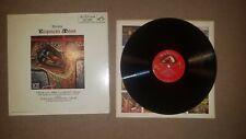 VICTORIA REQUIEM MASS PORTLAND ABBEY MOUNT ANGEL CHOIR NM LP RCA-Victor LM-2254