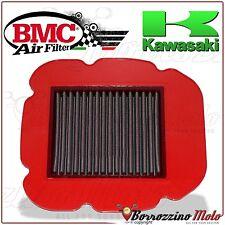 FILTRE À AIR SPORTIF LAVABLE BMC FM378/04 KAWASAKI KLV 1000 2004-2005