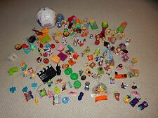 Over 120 Used McDonalds and  other Fast Food Toys Even Some Disney
