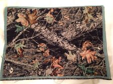 Mossy Oak Break-up Camouflage Camo Tapestry hunter Fabric 4 Placemat Panel Tops