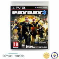 Payday 2 (PS3) **GREAT CONDITION**