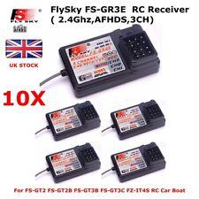 1/2/5/10 Flysky FS-GR3E AFHDS 3CH Receiver For FS-GT2 GT2B GT3B GT3C RC Car Boat