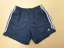 adidas Regular Size Striped Shorts for
