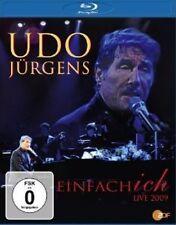 UDO JÜRGENS: EINFACH ICH, Live 2009 (Blu-ray Disc) NEU